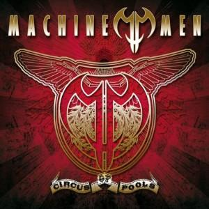 Machine Men - Circus Of The Fools