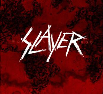 Slayer - World Painted BloodSlayer - World Painted Blood