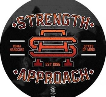Strength Approach - Roma Hardcore State Of Mind