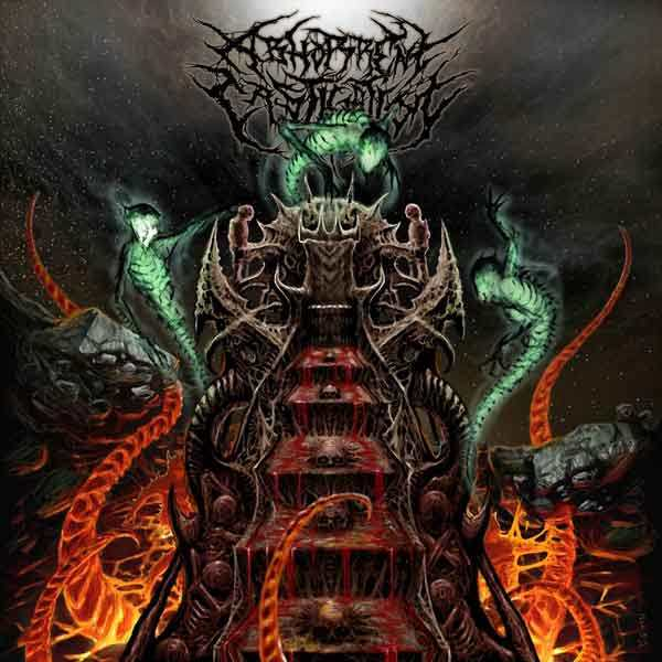 """Abhorrent Castigation - """"Throne Of Existential Abandonment"""""""