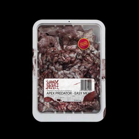 "Napalm Death - ""Apex Predator - Easy Meat"""