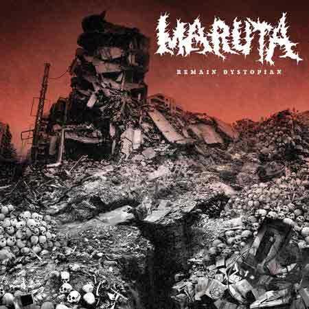 "Maruta - ""Remain Dystopian"""