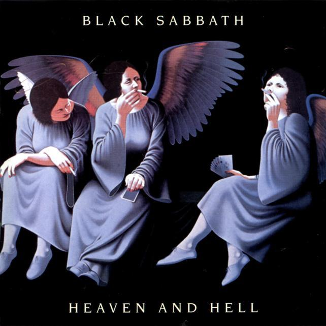 """""""Heaven And Hell"""" (1980)"""