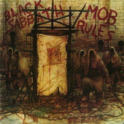 """""""Mob Rules"""" (1981)"""