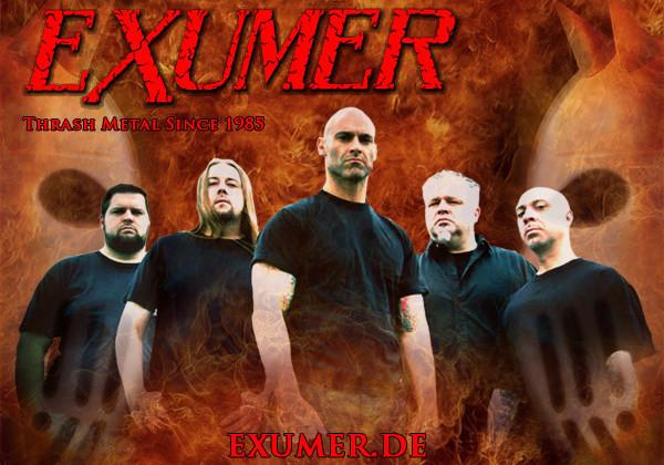 Exumer yeni albümden ilk video ile karşımızda.
